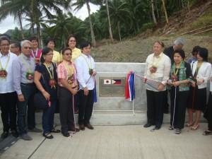 General Nakar sa Quezon Makatatawid na ng Dingalan sa Aurora Dahil sa Bridge Project