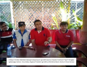 CLMA, Humanga kay Mayor Christian Natividad;  National Training on Culture Based Governance ginawa sa Malolos at Ikalawa at Ikatlong Araw ng NTCBG kapaki pakinabang para sa mga LGU's
