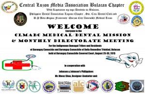 R3CLMABC Tagumpay ang Med/Den Mission sa DRT; DOSTR3 & TAPI sa RICE2015 at 71% ng Kalalakihang Pinoy Kuntento sa Trabaho-JOBSTREET