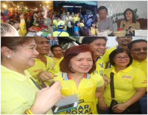 YES TO MAR Bumisita sa 3 lugar sa BULACAN; YES TO MAR & LENI Nagpakilala sa Caloocan at ROBREDO Bisita sa Pandesal FORUM