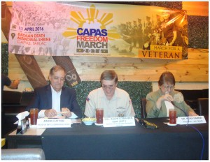 Capas Freedom March Kicks on 04-11; Philhealth dashboard an efficient innovation in data gathering at Bugok na Aso ng Gubernatorial hopeful, Anay sa kanya