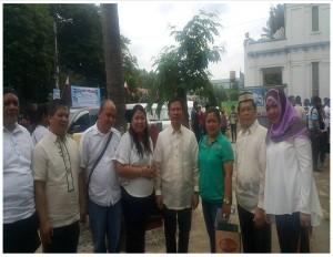 Talumpati sa Inagurasyon ni Pangulong Rodrigo R. Duterte; SSS, nakakolekta ng higit P1-B sa Makati noong unang quarter ng 2016, nagbukas ng mas malaking opisina sa J.P. Rizal at Opisyales ng DRT nakibahagi sa sabayang panunumpa