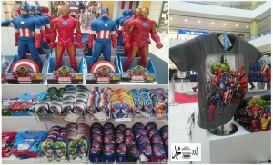CAPTAIN AMERICA: CIVIL WAR fever continues at SM City San Jose Del Monte; APTJSO contingent ng Pinas 2nd Best lang at Sec Montejo send off from DOST