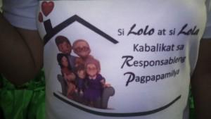Lolo at lola mahalaga sa pagpaplano ng pamilya-POPCOM R3; Global Mayoral forum ginanap sa bansa at Greenpeace suportado ang paggamit ng alternatibong enerhiya;
