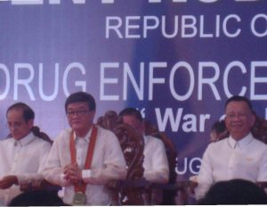 Ending The Plight Of Hungry Children in the Philippines; Kinse anyos  ng PDEA, tuloy ang giyera kontra Droga  at PDEA Crystal year, war on drugs goes on