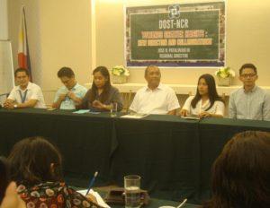 Jose Patalinjug III bagong RD ng DOST NCR; Industriya ng Sapatusan Bubuhayin ng DOST NCR at Mga Esterong Patay iri revive ng DOST NCR & DENR EMB