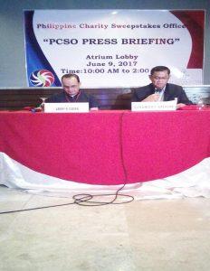 Aksyon Agad Ang Pcso Hindi Kailangan Ng Pr Updates Sa E Stl