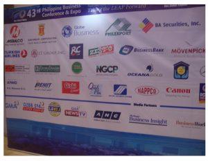 1st DAY NG 43rd PCCI PHILIPPINE BUSINESS CONFERENCE & EXPO SA MAYNILA; TURISMO PALALAKASIN SA NALALAPIT NA CHRISTMAS AT MANILA BAY at ILO BAHAGI NG 8TH ASEAN REGIONAL TRIPARTITE DIALOGUE