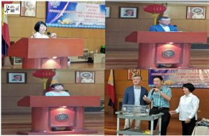 1st Salvo of Moon Cake Festival; I-TECH launch for Filipino Inventors and the National Conference on Distance e-Learning