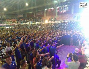 Libu-libong tagasuporta nang Pangulong Duterte dinagsa ang Malolos Sports Complex at FISHYALAN ng DA-BFAR Binuksan