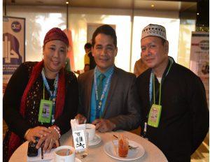 Yusoph Mando Suportado ang Halal industry sa Pilipinas