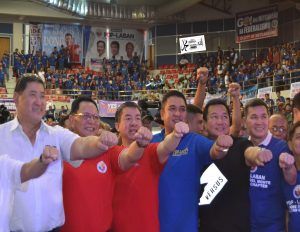 PDP Laban Converge at Malolos New Politics has Arrived at SHARK LOAN ginamit ng bangko sa Bacolod  sa asawa ng German National