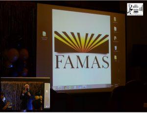 66th FAMAS nominee victory party dinaluhan ng mga bituin