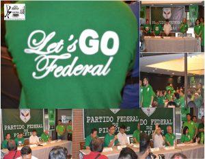 """Partido Federal ng Pilipinas Isinusulong ang Kandidatura ni Bong Go; NUCESO gathers members for 2018 Mid-Year Convention at ANGAS BEEF panabla sa ANGUS BEEF tunay na """"Bakang Pinoy"""""""
