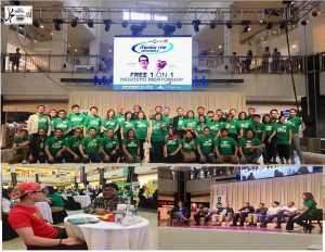 Mentorship travels back to Pampanga