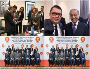 Malaysia PM Mahathir Mohamad Discusses Trade and Commerce with ASEAN BAC