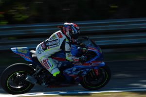 SUZUKI-WHEELTEK'S JACQ BUNCIO HEADING TO A GREAT PSBK RACE SEASON FINALE