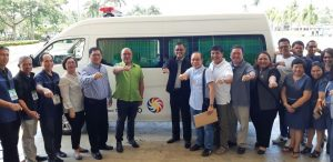 STL's Oro Swerte donates ambulance unit for ComVal Province; STL malaki ang pakinabang at STL produces 310,863 jobs nationwide