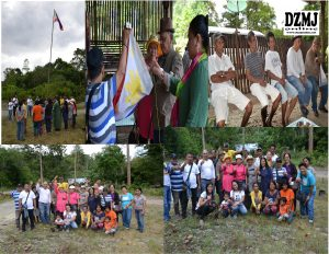 ABUSED TAGBANUA RAISED THE FLAG AGAINST  LAND GRABBING IWAHIG ADMINISTRATOR
