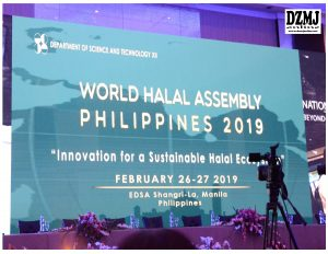 WORLD HALAL ASSEMBLY 2019 MATAGUMPAY NA NATAPOS