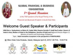 GBC 2019 Kick Off at Kota Kinabalu Sabah Malaysia