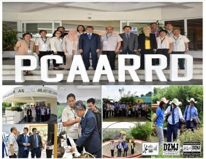 MARDI Director General Visits PCAARRD