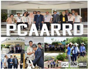 MARDI Director General Visits PCAARRD