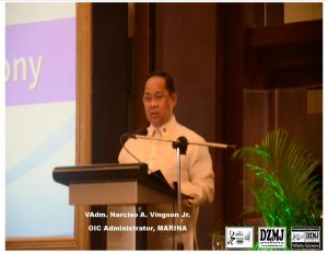 SAFETY SUMMIT PARA SA DOMESTIC SHIPPING PINANGUNAHAN NG MARINA