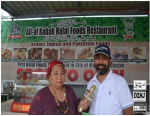 First Authentic Halal Restaurant opened in Malolos