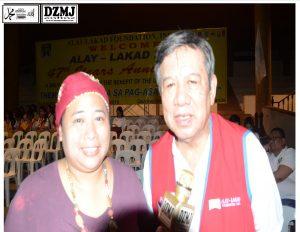 Alay lakad sa Luneta dinaluhan ng marami