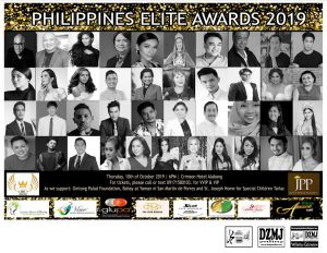 Philippine Elite Awards 2019