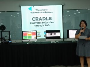 CRADLE conference sa TIP