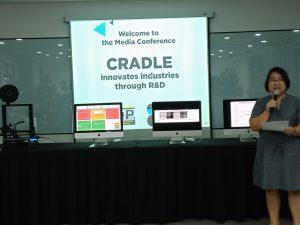 CRADLE conference sa TIP