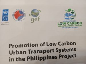 Pagsulong SA Low Carbon Urban Transport System