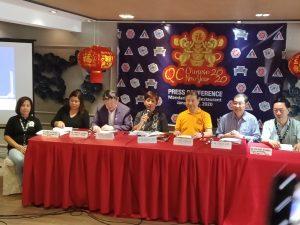 Chinese New Year NG QC SA Banawe