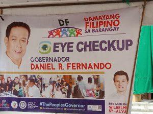 Damayang Filipino SA City jail NG malolos