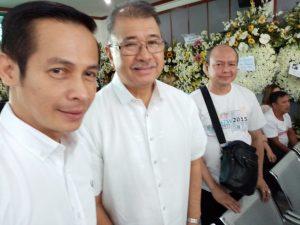 DOST Sec Nakiramay sa namayapang Ina NG Bulacan Governor