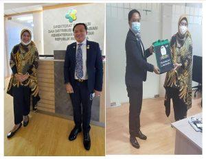 FABUNAN ANTIVIRAL INJECTION, CLINICAL TRIAL NA SA INDONESIA