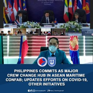 PHILIPPINES COMMITS AS MAJOR CREW CHANGE HUB IN ASEAN MARITIME