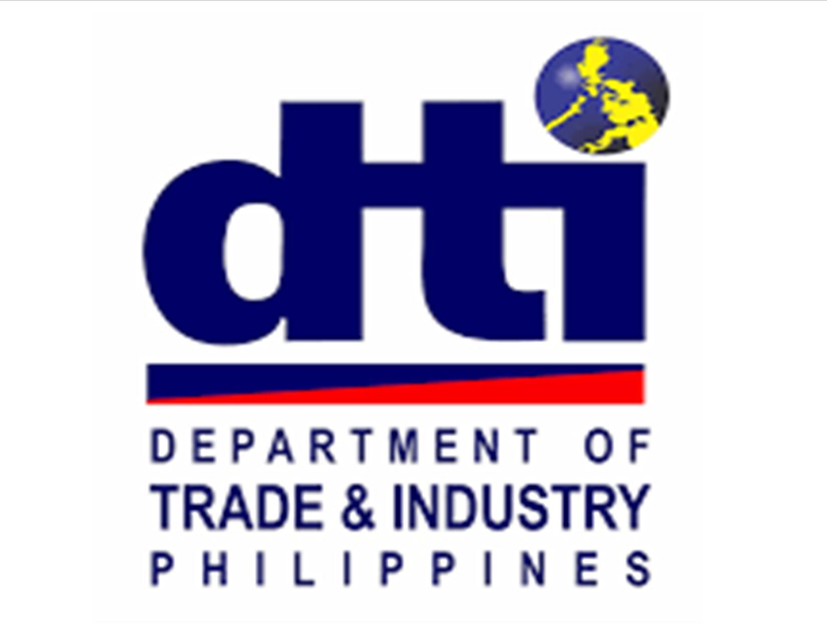 DTI official logo