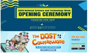 DOST kicks off first virtual science week