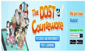 Free DOST Courseware mobile app for grades 1-8 reaches 80,784 students