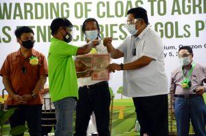44 kabataang nagtapos ng agrikultura nangakong susuportahan ang pamahalaan sa seguridad ng pagkain