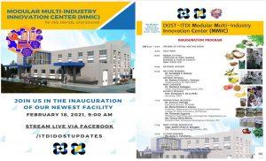 Innovation Hub ng Pilipinas Pasisinayaan sa DOST ITDI