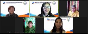 Mga Mamamahayag mula sa 4 na Bansa sa Asya, Tinalakay ang mga Hamon na Kinakaharap ng Industriya ng Pagbabalita sa Post COVID-19