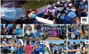 Outreach Program para sa Kababaihan ng Malolos PNP ginanap sa Sitio Spratley