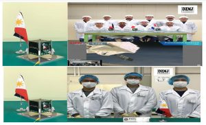 Science department underscores long term benefits of Maya-2 cube satellite