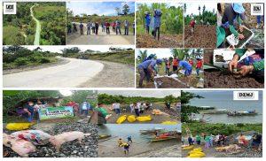DAR pinalakas ang 56 ARBs sa malayong isla ng Albay