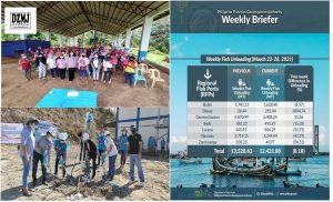 DA-MiMaRoPa  nagsagawa ng groundbreaking ceremony para sa konstruksiyon ng cold onion storage sa Mamburao MPC, Occidental Mindoro