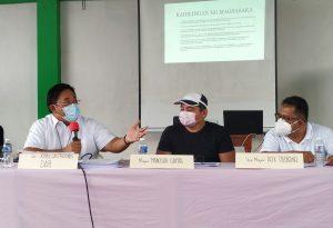 DAR nakipag-dayalogo sa mga magsasaka ng lalawigan ng Laguna at Quezon upang resolbahin ang mga isyu sa lupa